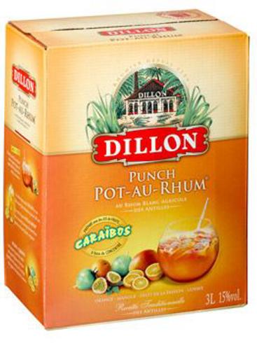 Punch Dillon 15° 3 L