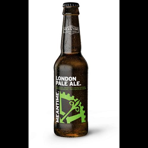 Bière blonde 4.3° 33 cl, Meantime London Pale, carton de 12 bouteilles