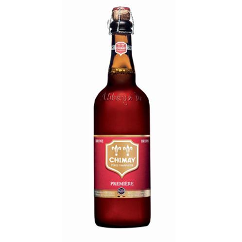 Bière rouge 7° 75 cl Chimay Rouge