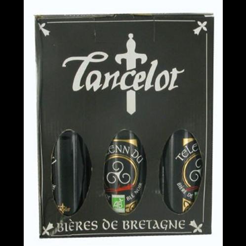Bière blonde 4.5° 6 x 33 cl, Telenn, carton de 6 bouteilles