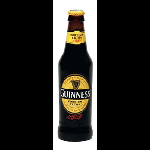 Bière brune 7.5° 24x33 cl  Guinness