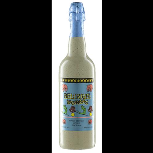 Bière blonde 8.5° 75 cl Delirium tremens