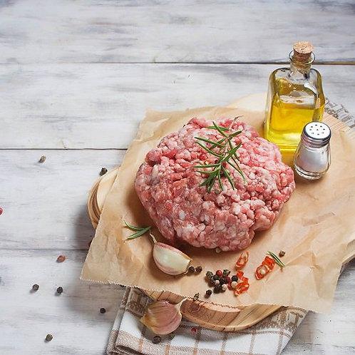 Chair à saucisse de porc du Périgord, 500g