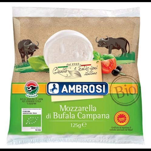 Mozzarella di Buffala Campana Bio 125 g Ambrosi