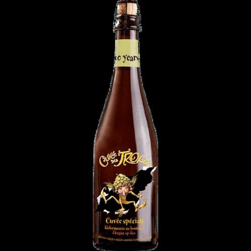 Bière blonde 7° 25 cl Cuvée des Trolls