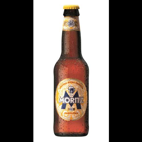 Bière blonde 5.4° 24x33 cl  Moritz