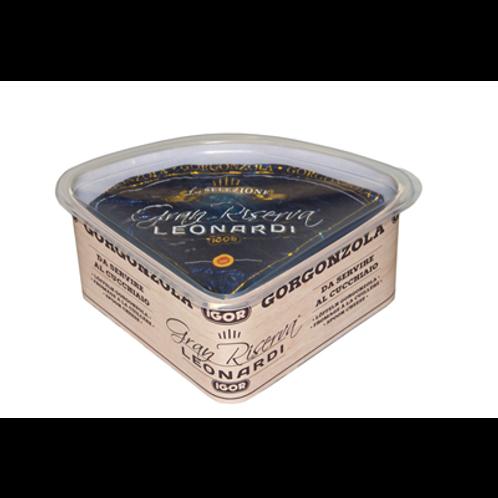 Gorgonzola cuillère DOP 1/8 meule 1.5 kg environ Igor