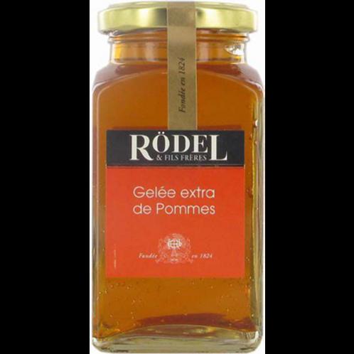 Gelée extra de pommes 370 G Rodel
