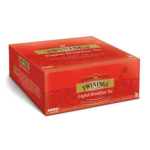 Thé english breakfast 100 sachets Twinings
