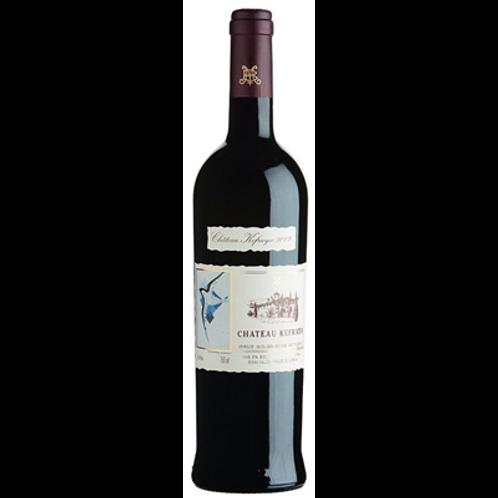 Liban-Château Kefraya rouge Vin du Liban 2009 75 CL