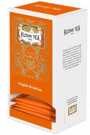 25 sachets English Breakfast 55 g Kusmi Tea