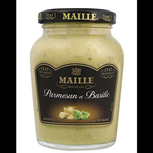 Moutarde basilic parmesan 200 ml Maille