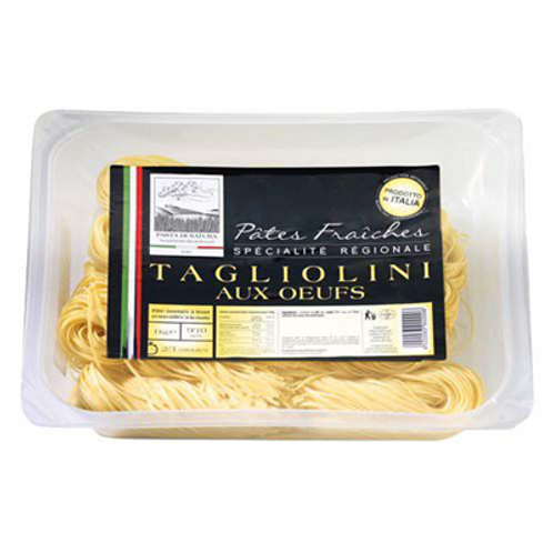 Tagliolini aux oeufs 1 kg Pasta di Natura