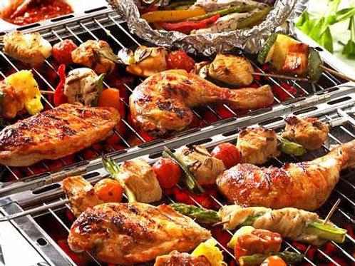 Grillades spéciales plancha et barbecue