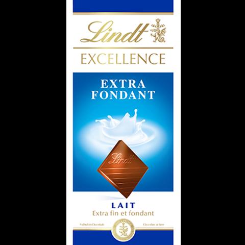 Lindt Excellence Lait Extra Fondant 100 g