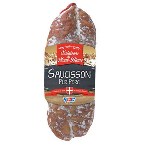 Saucisson sec nature 200 g Salaisons du Mont-Blanc