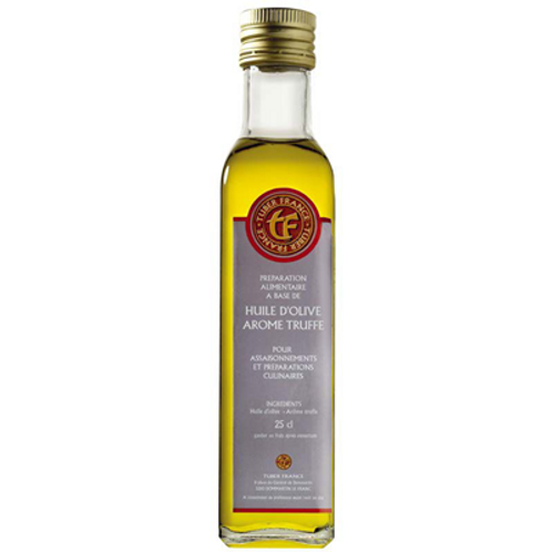 Huile d'olive aromatisée à la truffe 250 ml Tuber
