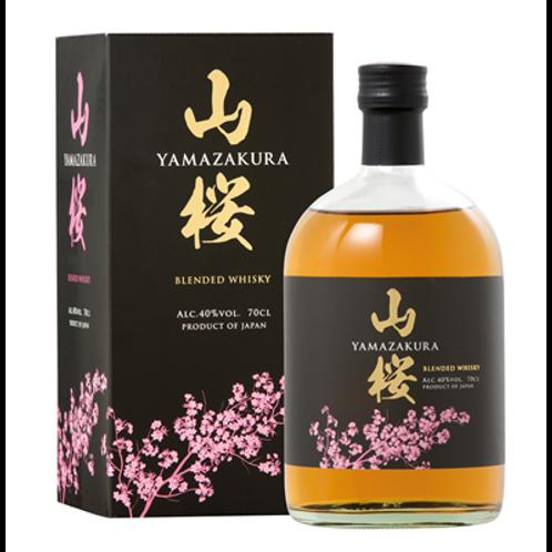 Whisky Yamazakura Blended 40° 70 cl