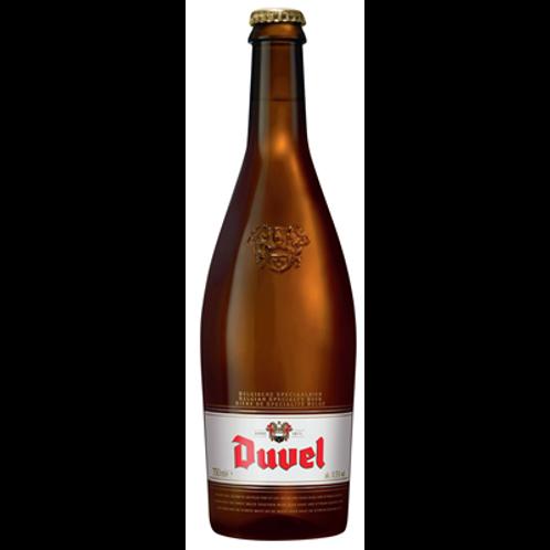 Bière blonde 8.5° 75 cl  Duvel