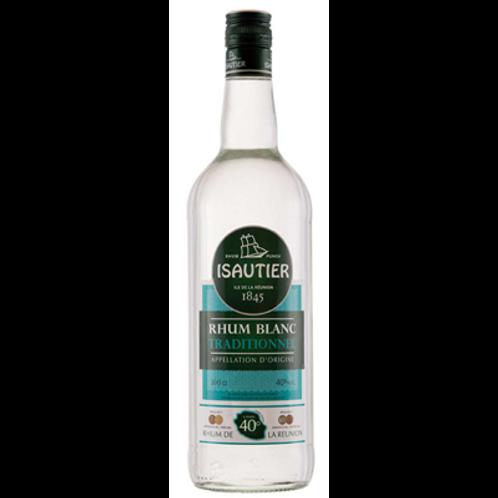Rhum Isautier blanc 40° 1 L