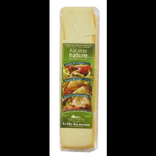 Raclette nature 33 tranches Barquette 1 kg