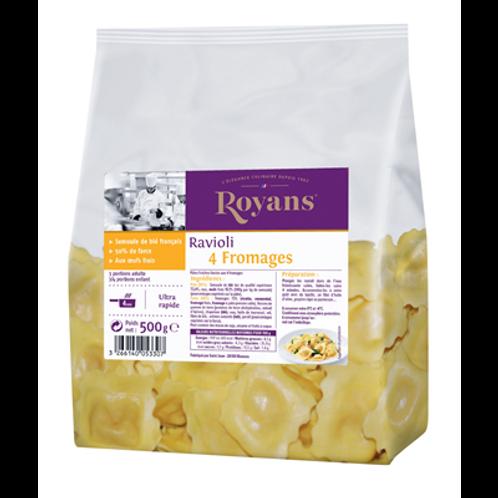 Raviolini aux 4 fromages 500 g Royans