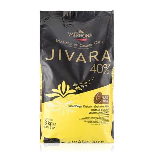 JIVARA 40%, lait, sac de 3kg