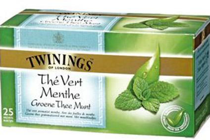 Thé vert à la menthe 25 sachets Twinings