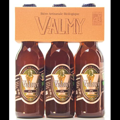 Bière blonde Bio 6.5° 6 x 33 cl Valmy