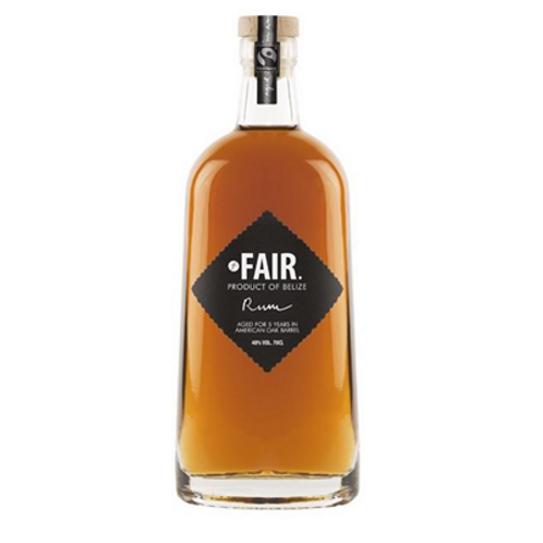 Rhum Fair Belize 40° 70 cl