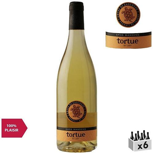 Les Tortues - Gros Manseng Doux 2016 x6 bouteilles