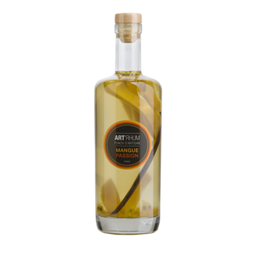 Rhum arrangé Art'Rhum mangue passion 28.5° 70 cl 219830
