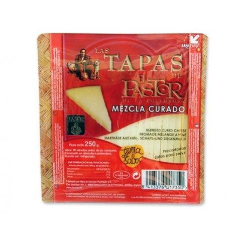 Fromage de brebis tapas portions 250 g El Pastor