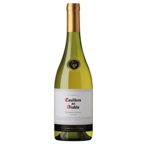Chili-Casillero Del Diablo Chardonnay 75 cl