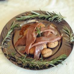 Aiguillettes de canard igp Périgord , sachet de 500g