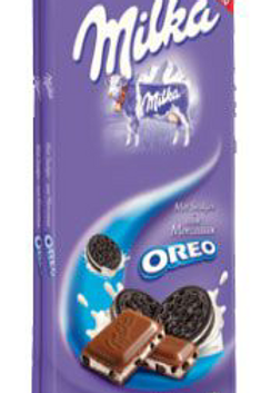 Tablette Milka Oreo 3 x 100 g Milka
