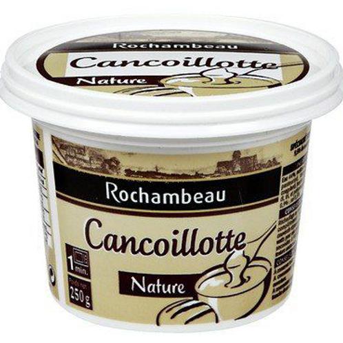 Cancoillotte nature 250 g Rochambeau