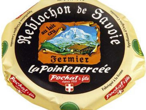 Reblochon de Savoie fermier 450 g La Pointe percée
