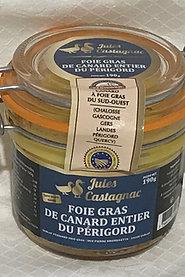 Foie gras de canard entier du Périgord, 190g