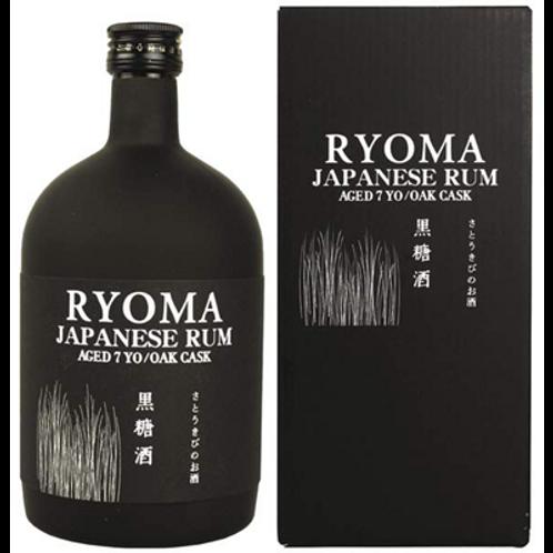 Rhum Ryoma vieux 40° 70 cl