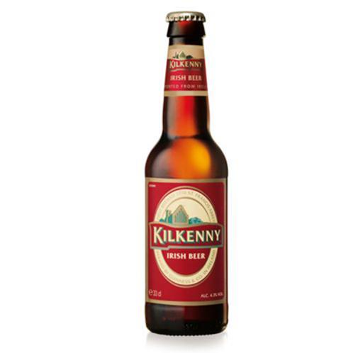 Kilkenny Bière rousse 4.3° 33 cl, carton de 24 bouteilles