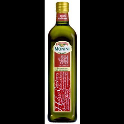 Huile d'olive vierge extra Classico Monini 75 CL