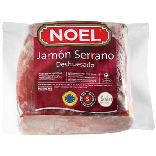 Jambon Serrano affinage 10 mois Noel, environ2.5kg