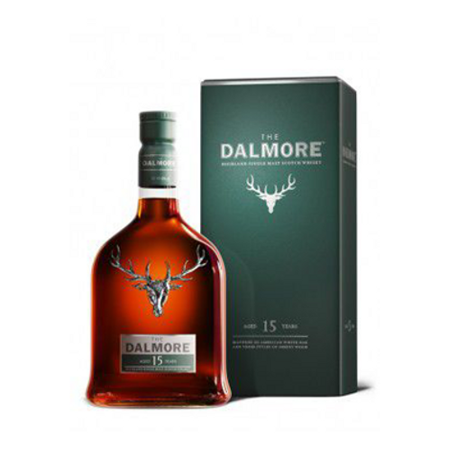 Whisky Dalmore 15 ans 40° 70 cl