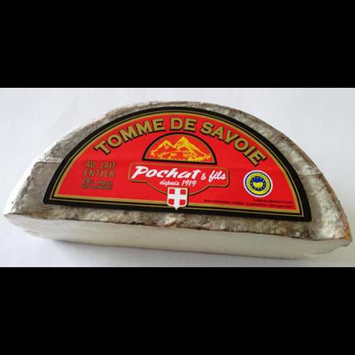 Tomme de Savoie IGP 1/2 meule 800 g environ