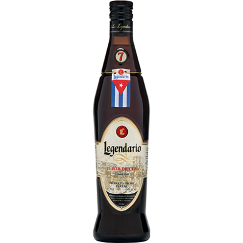 Liqueur Legendario Elixir de Cuba 34° 70 cl
