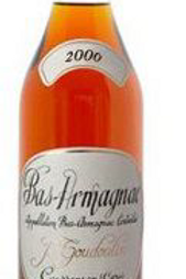Bas Armagnac Goudoulin 2000 40° 70 cl