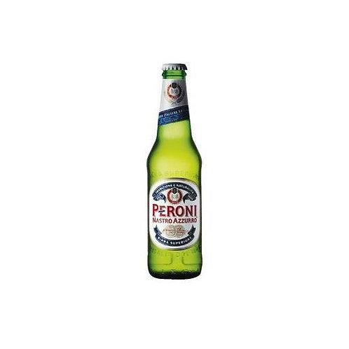 Bière blonde 5.1° 24X33 cl Peroni Nastro Azzuro