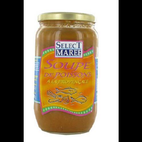 Soupe de poisson à la provençale 85 cl Select Marée