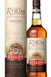 Rhum Dillon Très Vieux 43° 70 cl